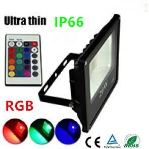 LED Warmweiß BQ88 RGB IP65 50W